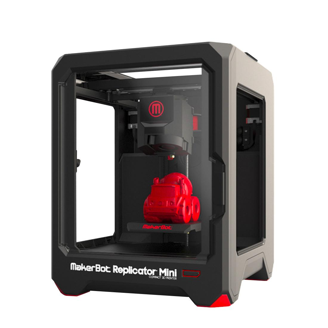 3d printer makerbot replicator mini