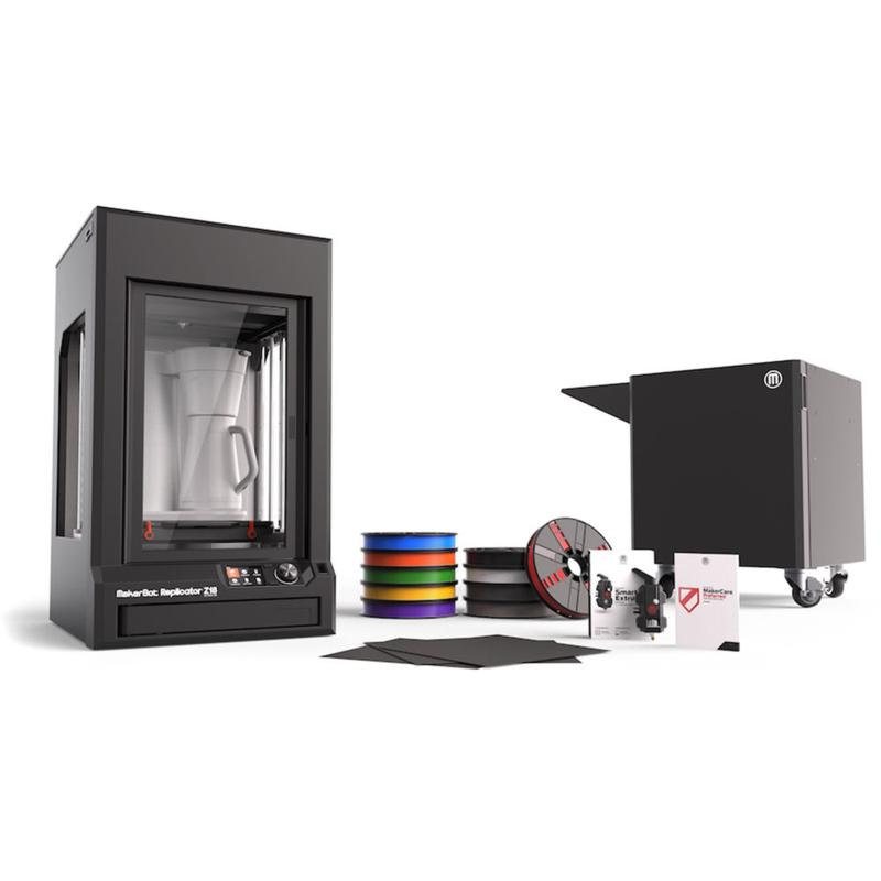 3d printer maketbot replicator complete set
