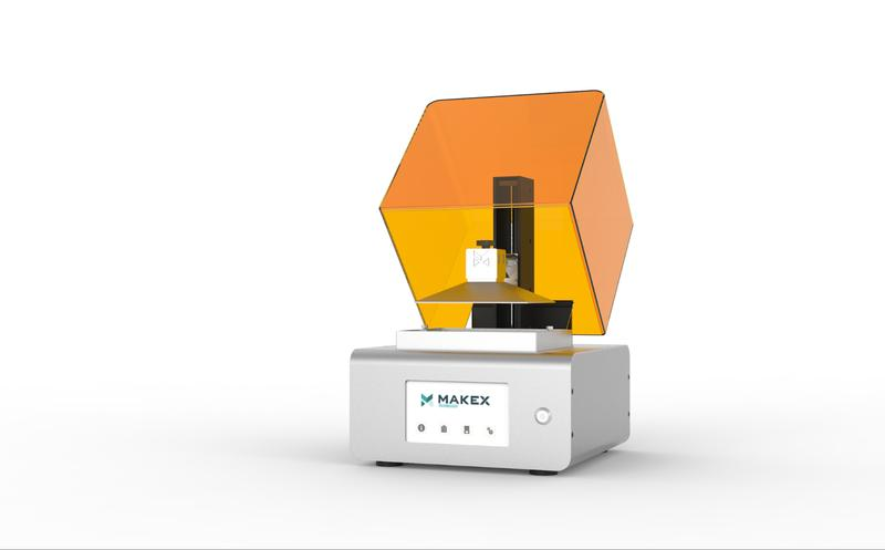 Makex M-One Pro 3D printer