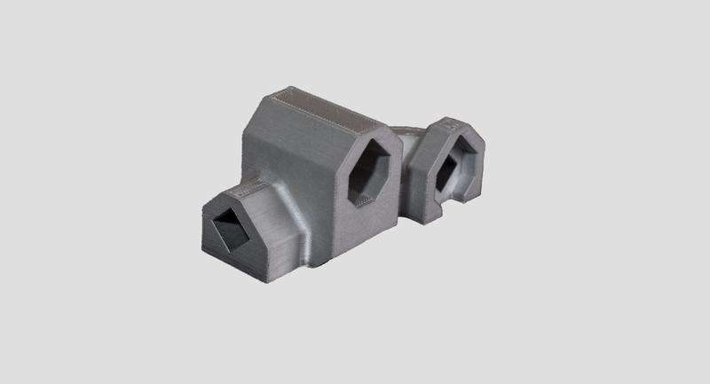 Stanley Black & Decker have used it to print an actuator housing. By adopting this innovative technology, the company has been able to save up to 12x cost and 20x time on its production