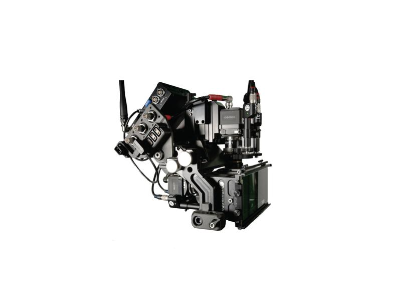 For example, it was used by Rent the Sky films to produce custom cable adapters for a 15 lb, handheld 3D camera