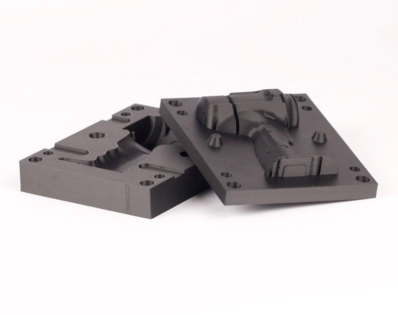 Markforged Mark two prints with branded Onyx, Nylon, Carbon Fibre, Kevlar and High-Temp Fibreglass