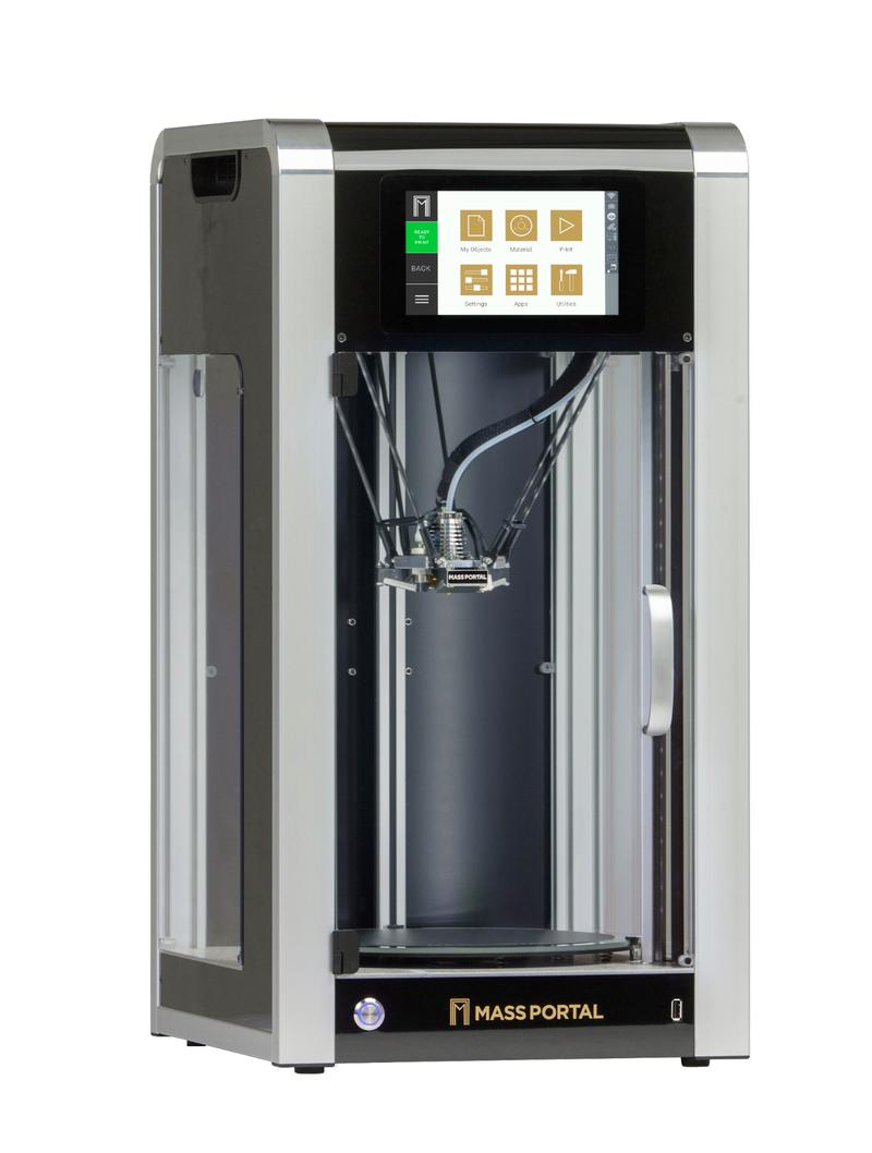Mass Portal Pharaoh XD20 3D printer