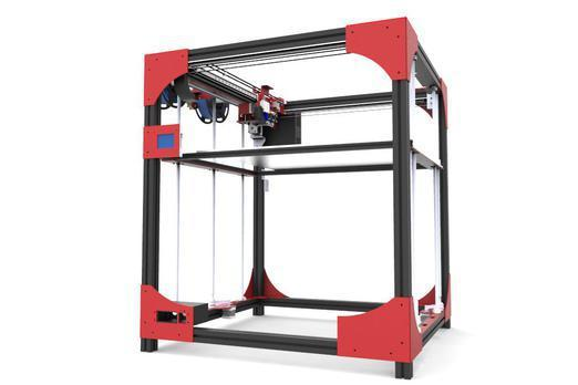 Modix Big 60 V2 d printer