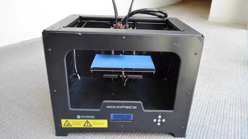 Monoprice Dual Extrusion 3D Printer