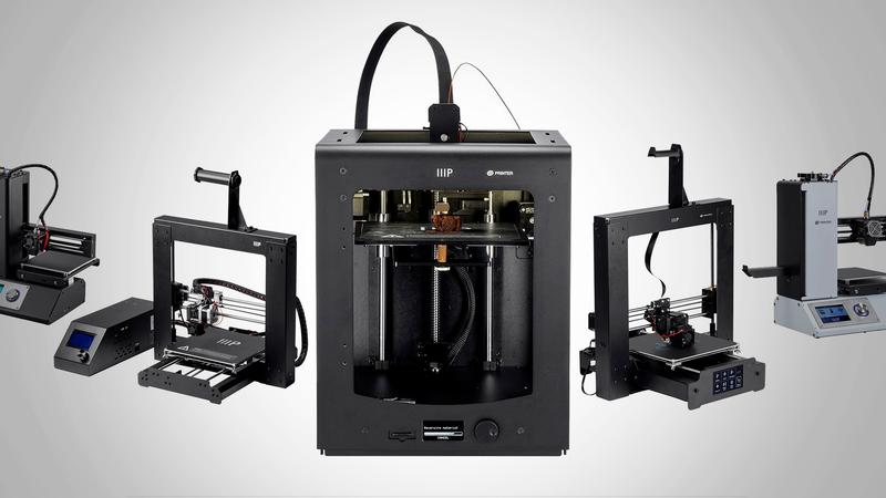 Monoprice Maker Ultimate 3D Printer among the line of Monoprice