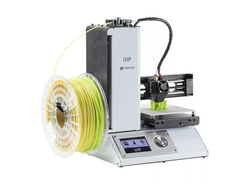 Monoprice Maker Select Mini v2 3D Printer with filament