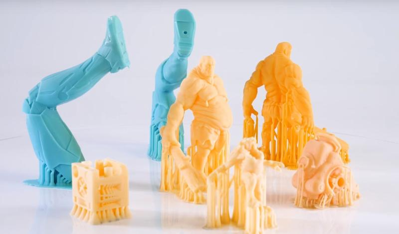 The Original Prusa SL1 adopts an open-material system, which enables printing with third-party resins providing you with a wide choice of materials.