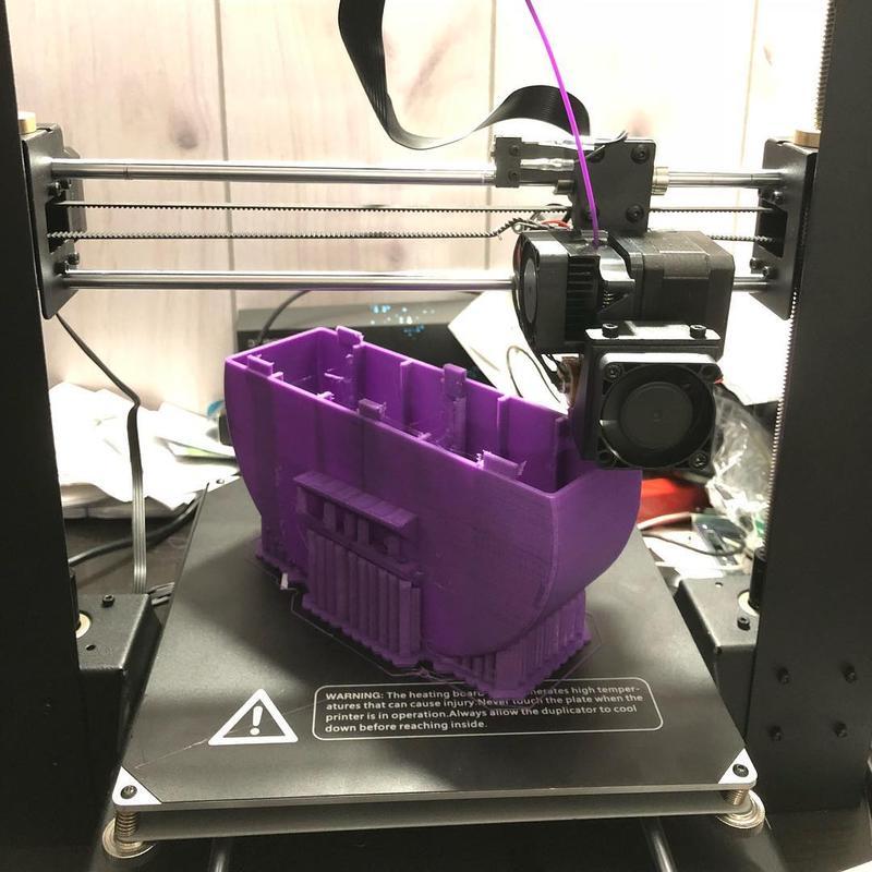 PowerSpec i3 Mini 3D Printer prints