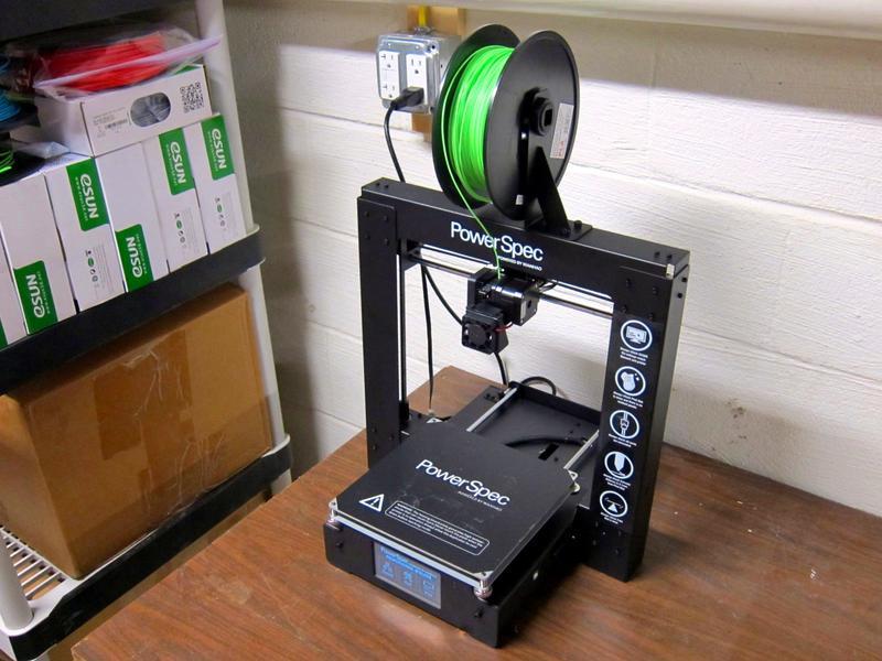 PowerSpec i3 Plus 3D printer