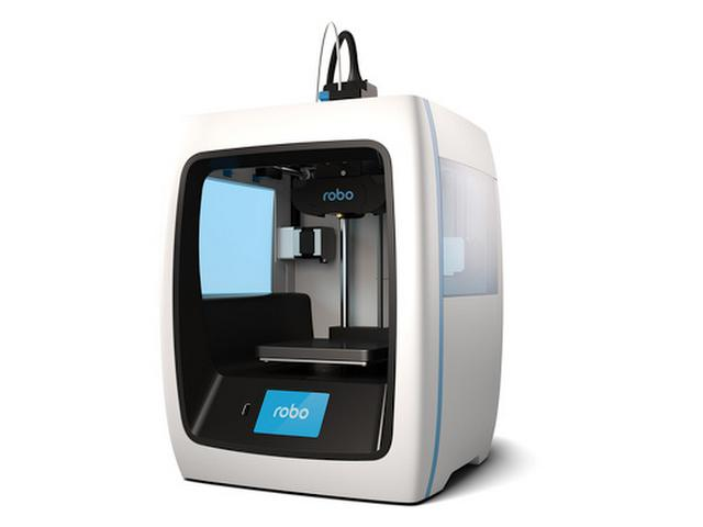 3d printer robo c2