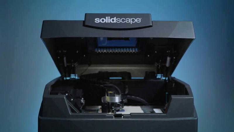 Solidscape Studio Wax Model 3D Printer for Jewelry