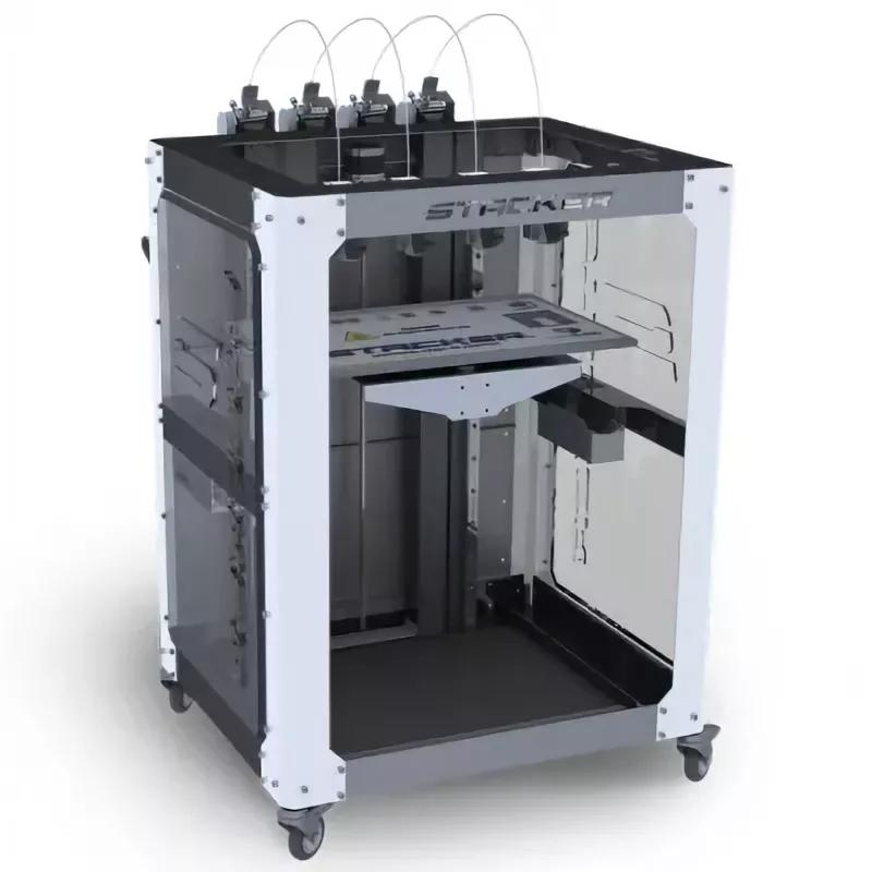 Stacker S4 Industrial Grade 3D Printer