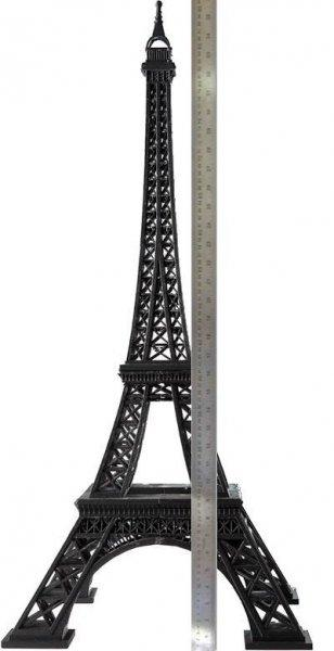 Eiffel Tower has been printed in thirteen parts and is nearly a meter tall.