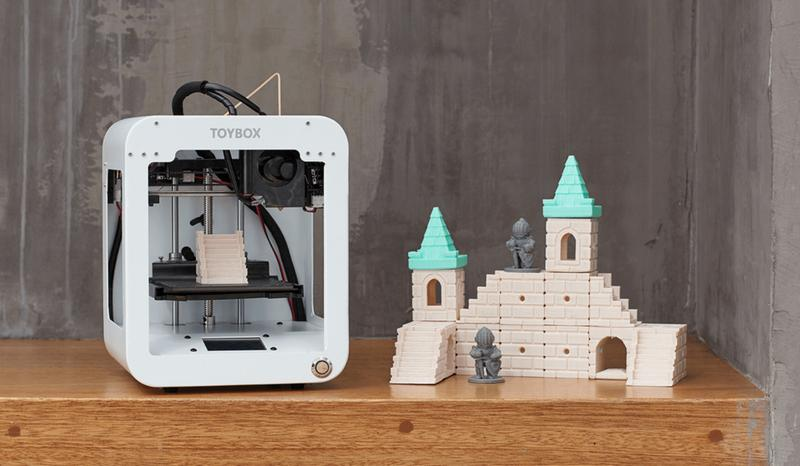 Toy Box 3D printer