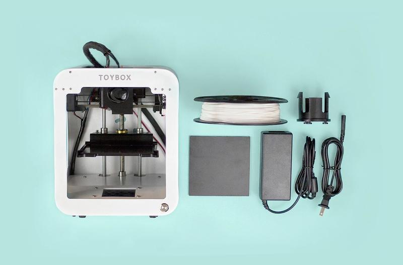 what's ib the box Toy Box 3D printer