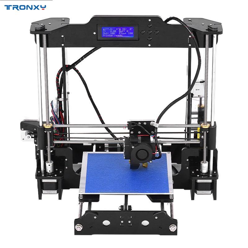Tronxy P802M 3D printer