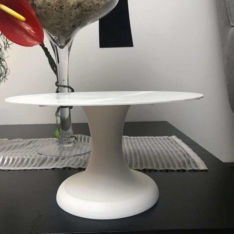 new cake stand printed tronxy x5s