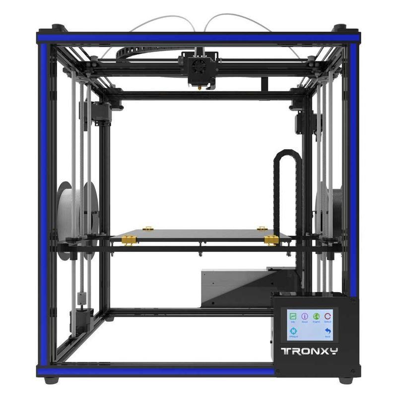 3d printer tronxy s5s 2e