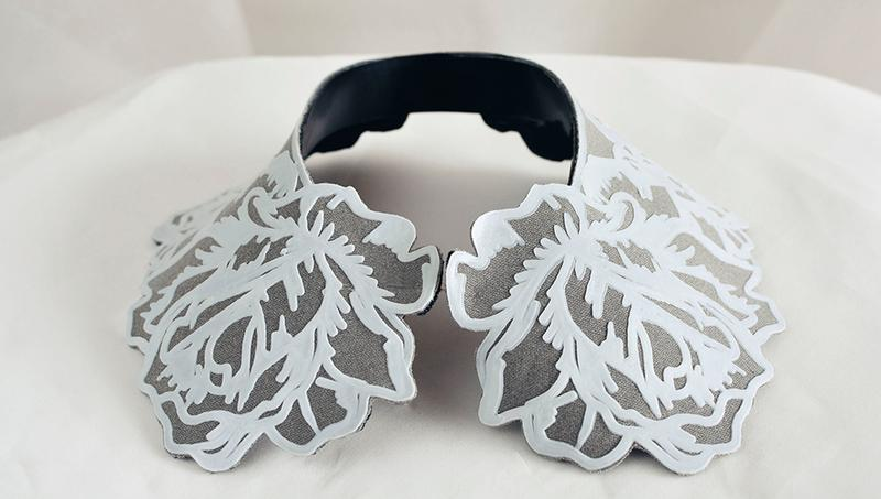 3d model printed collar