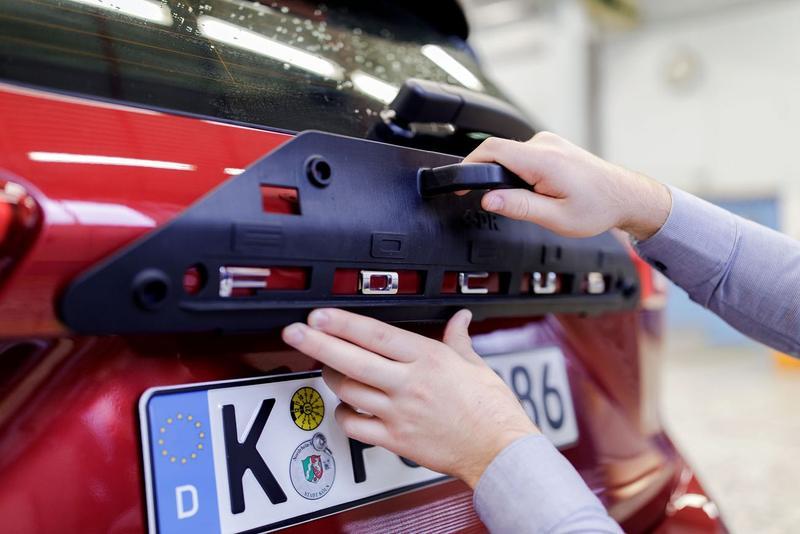 3d model ford