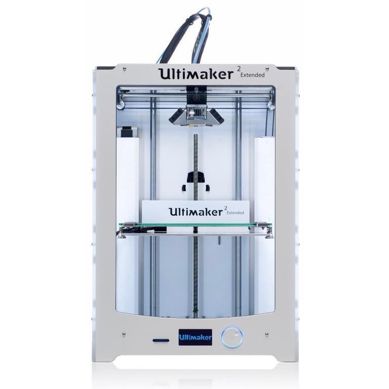 3d printer ulimaker 2 extended