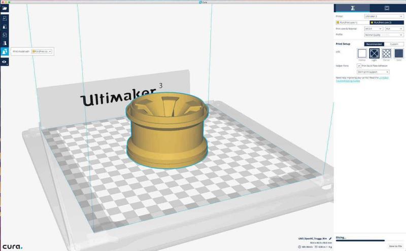 viewport software 3d printer
