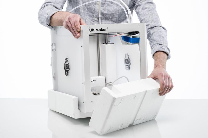 kit 3d printer ultimaker 3