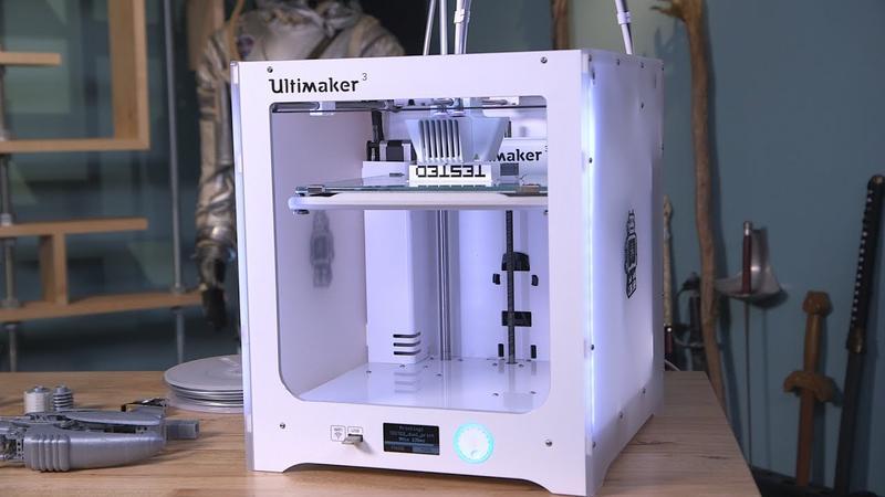 3d printer ultimaker 3