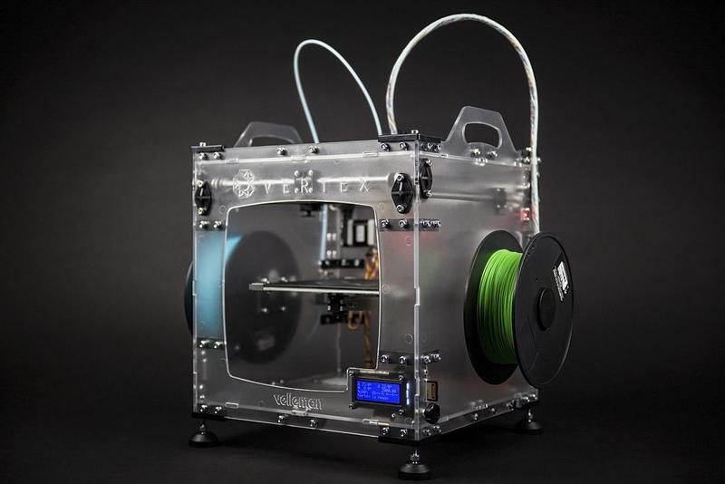 Vertex 3d printer