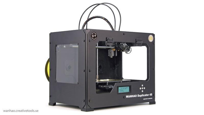 Wanhao Duplicator 4S 3D printer