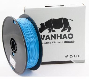 The Wanhao Duplicator 5S prints with 3.0mm(+0.05 -0.05) mm filament, providing you with a wide choice of materials.