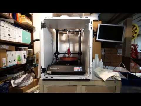 nclosed print chamber for wanhao duplicator 9