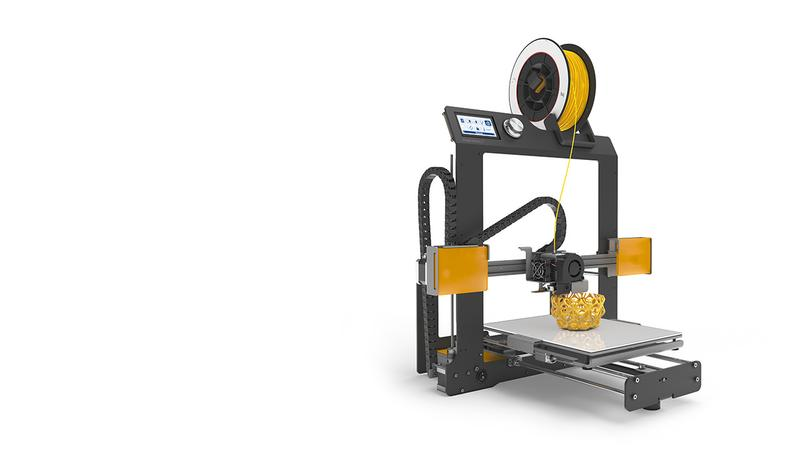 BQ Hephestos 2 3D printer