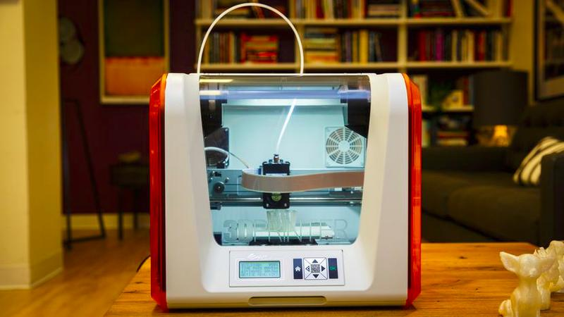XYZprinting Da Vinci Junior 1.0 3D printer