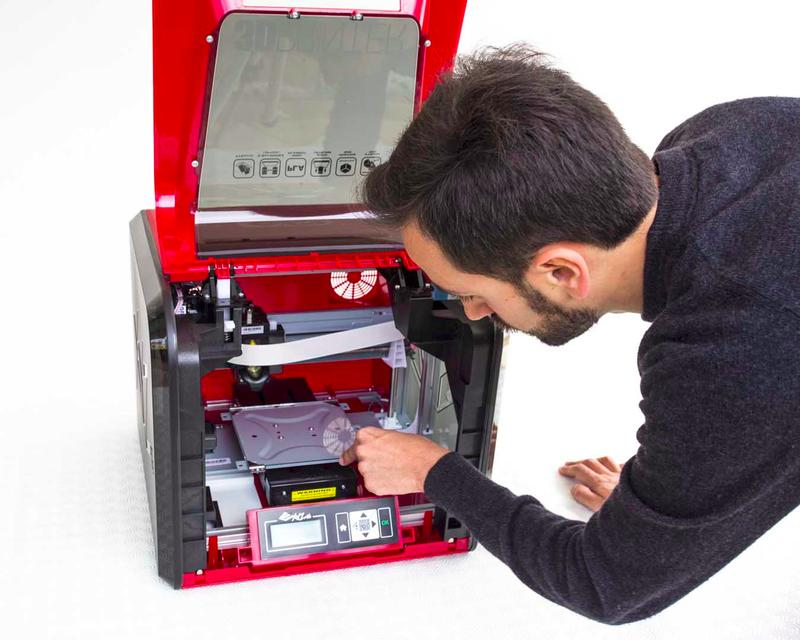 fix XYZ Da Vinci Junior 1.0 Pro 3d printer