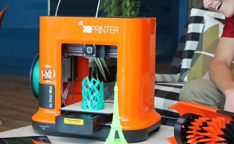 Da Vinci Mini 3D Printer printed a some detals