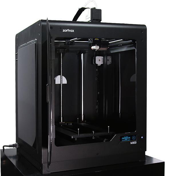 Zortrax M300 Plus 3d rinter
