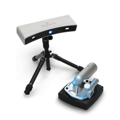 Geomagic Capture is available in light gray