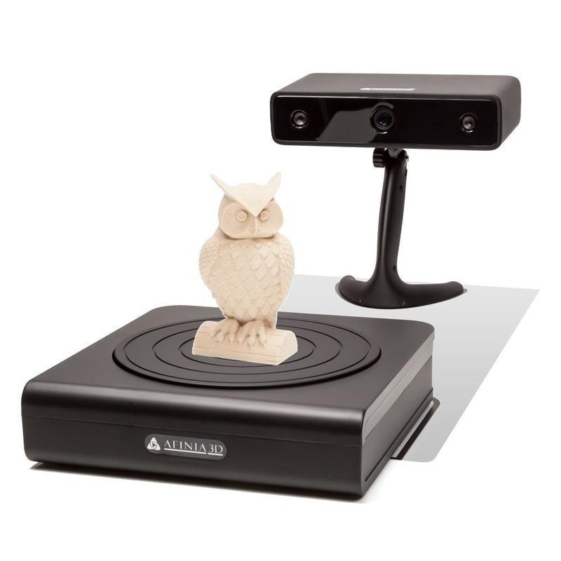 Afinia ES360 3D scanner