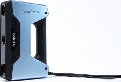 he EinScan Pro 2X