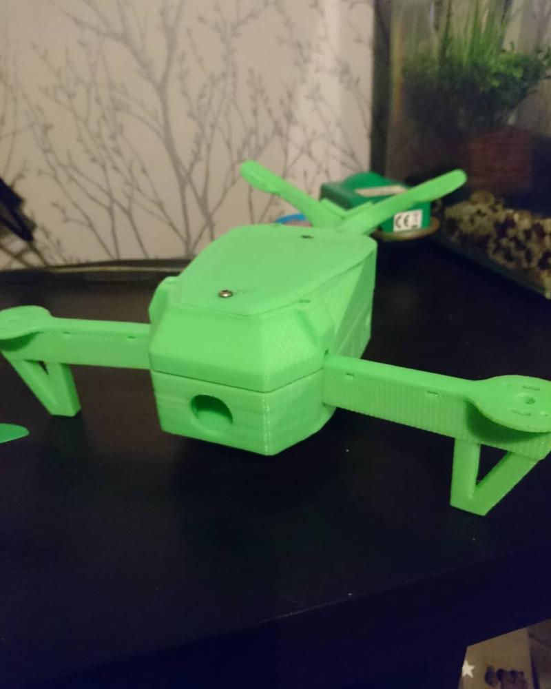 Quadcopter print
