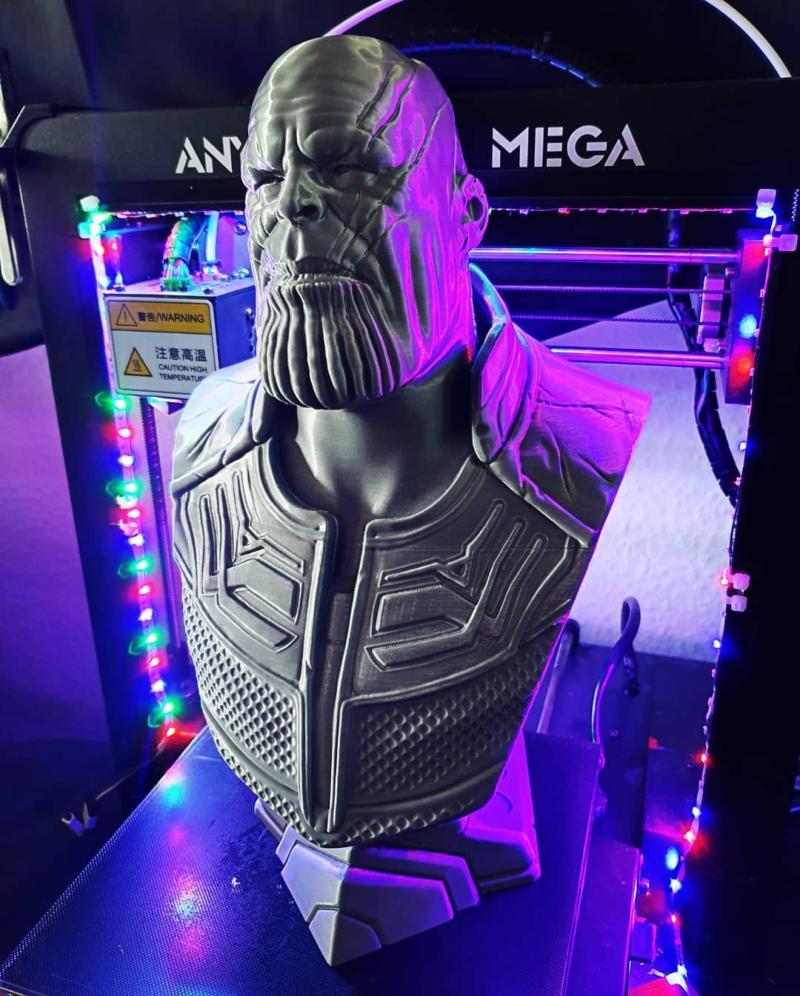 A Thanos model