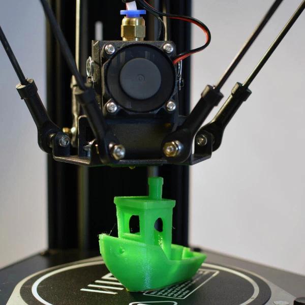Monoprice MP Mini Delta 3D Printer: Buy Or Lease At Top3DShop