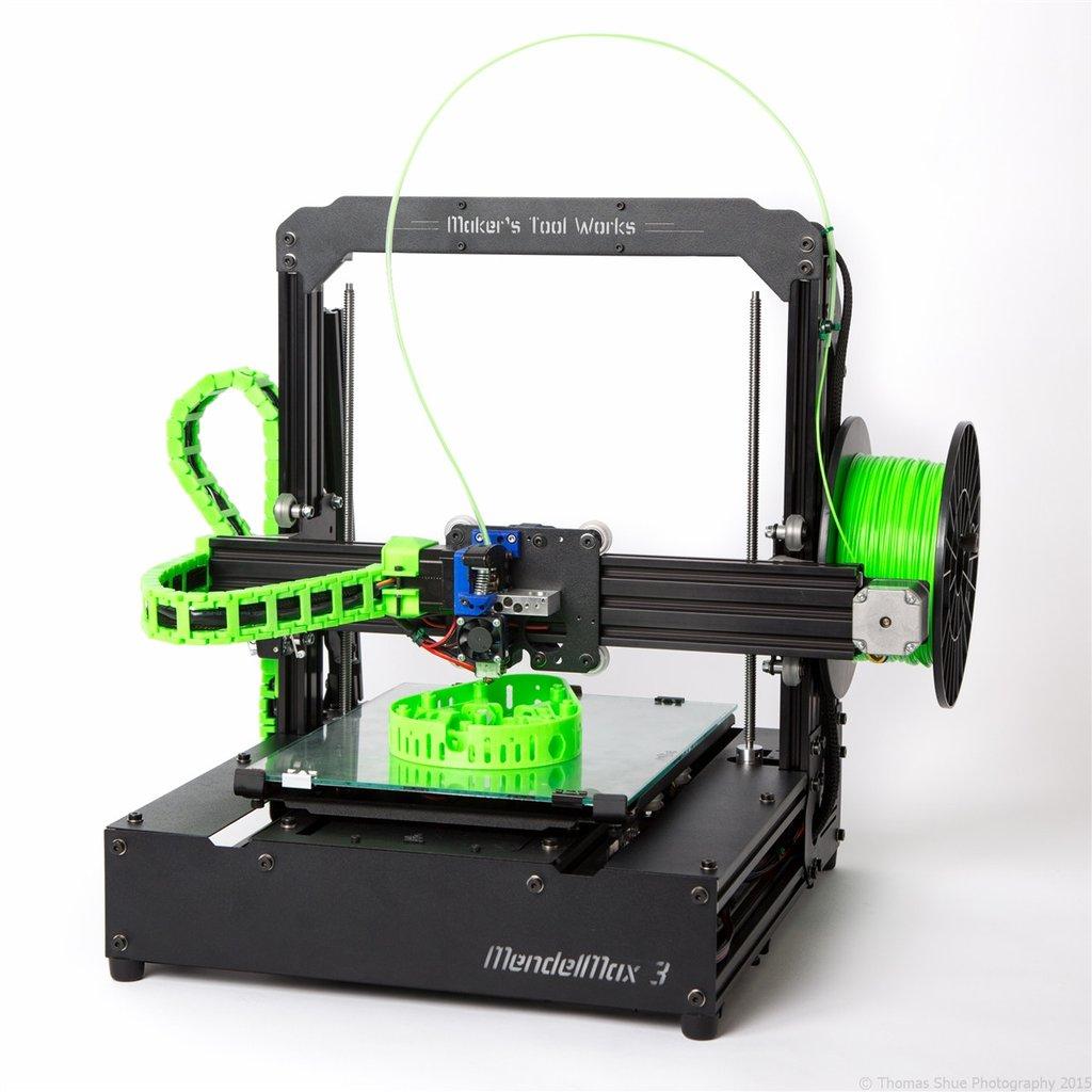 MendelMax 3 Full Kit 3D printer: Buy Online at Top3DShop