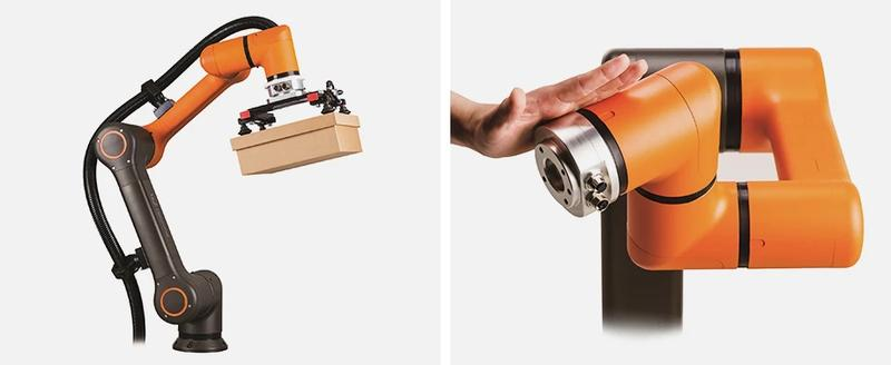 Hanwha HCR devices are effective collaborative robots