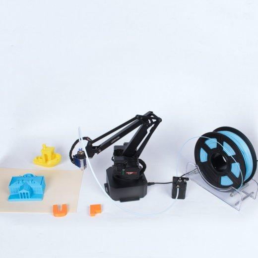 the uarm swift pro robotic arm with 3d rinting kit