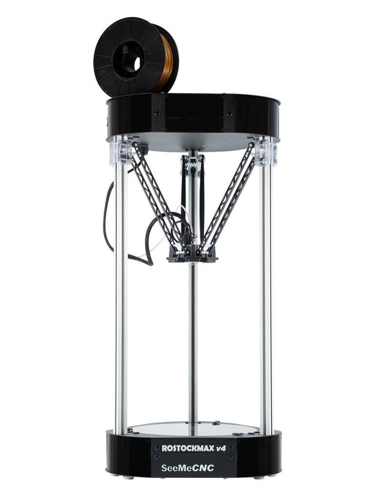 RostockMax V4 Front DIY